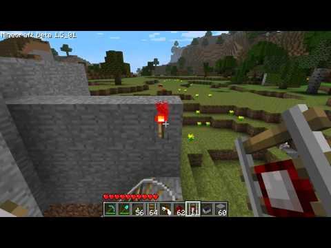Minecraft - Les MDC 28 Une gare pas si accessible que ça