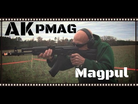 Magpul MOE AK-47 / AKM-47 (Prototype) PMAG Review [HD]