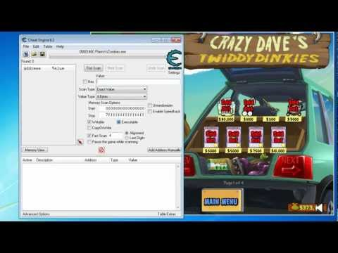 Plants Vs Zombies Money Cheats