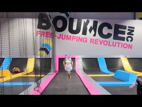 We're at Bounce!