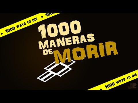 1000 maneras de morir   Parodia Minecraft