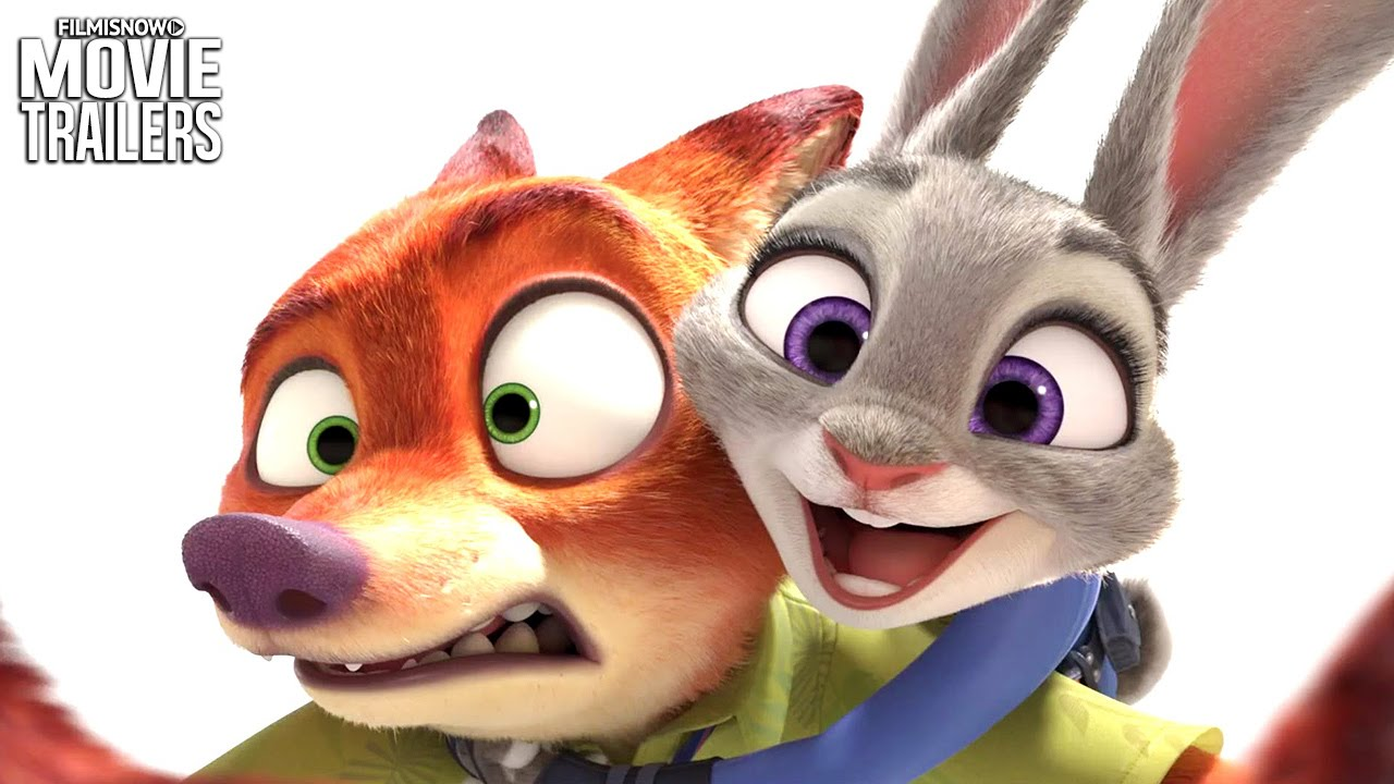ZOOTOPIA - IMAX TV Spots + Featurette Compilation [Disney Animation 2016] HD