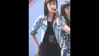 [Fancam] 090930 Gayoon - One more time