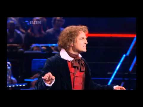 Horrible Histories Prom 2011 | Mozart&Beethoven