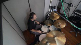 Recording Drums With The PreSonus Firestudio Project and Studio One