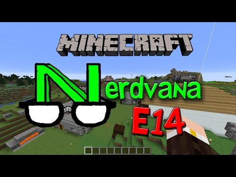 "Minecraft SMP | ""The Cartooner Valley Sheriff's Office!"" - Nerdvana Episode 014"