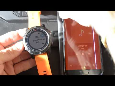 Garmin fenix smartwatch features review