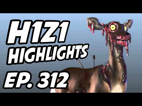 H1Z1 Daily Highlights | Ep. 312 | Sweetdreams, LyndonFPS, HusKerrs, My_Goggle, mooseinmyhoose