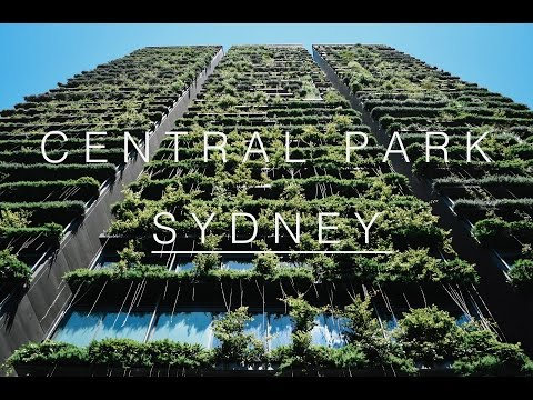 New architecture in Sydney: One Central Park