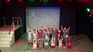 Santa Claus is coming to town (Choreography ideas for kids)