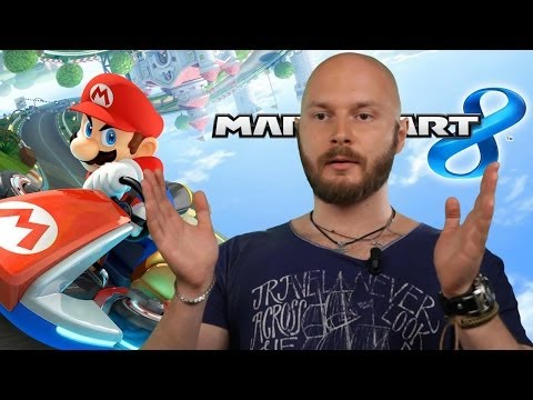 Mario Kart 8 - мнение Алексея Макаренкова