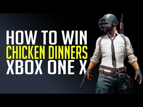 PUBG Tips for Wins - Xbox One X Multiplayer (Playerunknown's Battlegrounds)