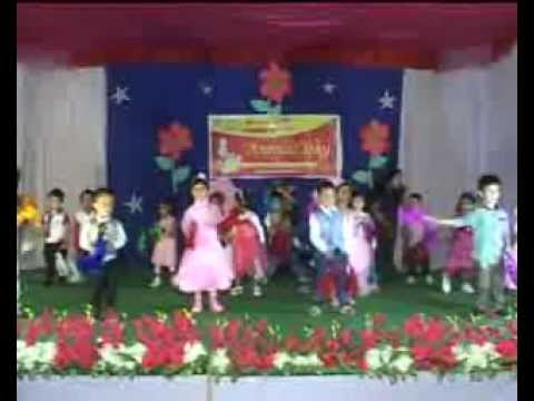 Chandu ke chacha ne - Euro Kids Annapurna Annual Day 2013 Indore...