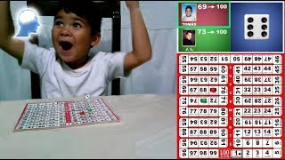 Child of 6 years Play The Best Math Game in the World - http://english.supermente.net