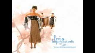 How To Wear Iris Impressions' Convertible Wrap Skirt: Looks #3 & #9