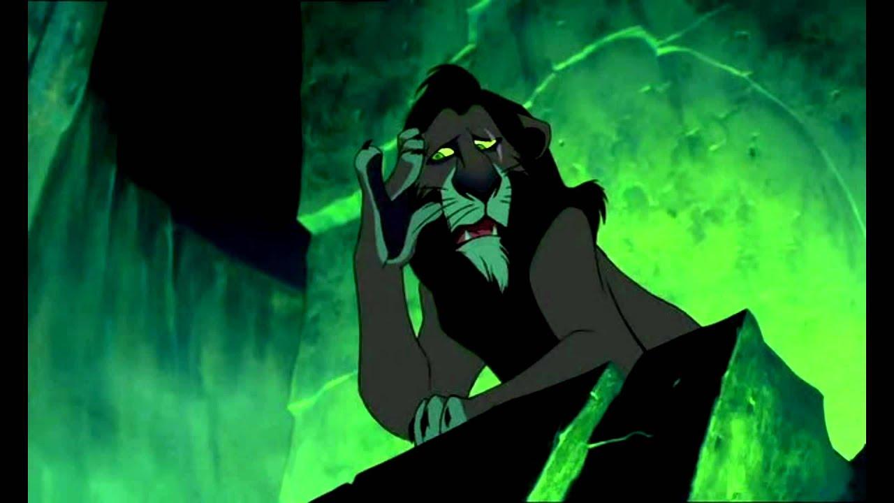 König der Löwen - Scar: Ich bin von Idioten umgeben - YouTube