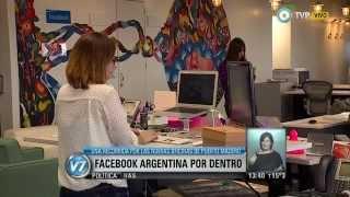 Visión 7 - Facebook Argentina por dentro