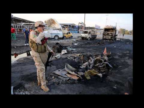 Iraq violence killed 15,000 in 2014, worst in seven years:govt