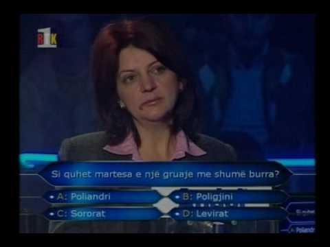 Kush do te behet milioner Valbona Dërdovski-2