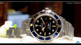 SCATHING WATCH REVIEW - 2 out of 6 wrist watches are ok - TUDOR ROLEX GOOD