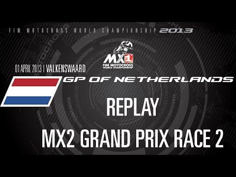 2013 MXGP of the Netherlands FULL MX2 Race 2 - Motocross