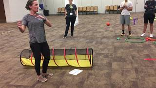 Adapted Physical Education Taught By Lara Brickhouse At The NCAAPHERD-SM
