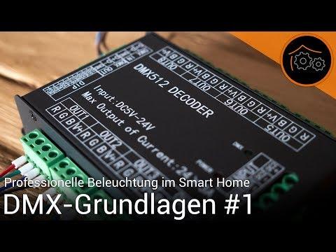 DMX-Tutorial Part 1: Grundlagen | haus-automatisierung.com