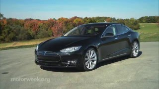 MotorWeek | Road Test: 2016 Tesla P90D