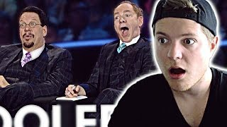 Zauberer reagiert auf FOOL US (Penn and Teller) Staffel 5 Episode 10