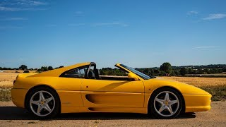 The Truth About Owning a Ferrari F355 GTS