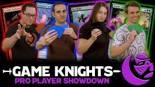Pro Player Showdown l Brian Kibler, Melissa DeTora & Ben Stark l Game Knights #22 l Magic MTG
