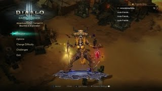 Diablo 3 RoS - Zoo Keeper Pet Doctor Medico Brujo T6 2.06