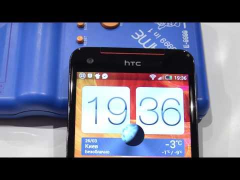 Видеообзор HTC Butterfly