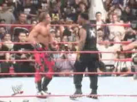 Michael Tyson vs Shawn Michaels Video