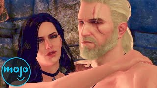 Top 10 Modern Video Game Romance Options