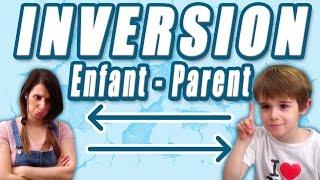 QUAND ENFANTS ET PARENTS  INVERSENT LES RÔLES! ANGIE LA CRAZY SÉRIE - ANGIE MAMAN 2.0