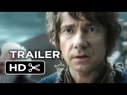The Hobbit: The Battle of the Five Armies Teaser TRAILER 1 (2014) - Peter Jackson Movie HD