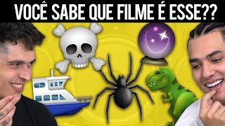 TENTE DESCOBRIR O FILME PELA MÚSICA !!