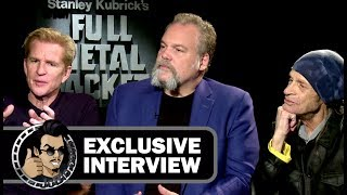 FULL METAL JACKET Exclusive 30th Anniversary Cast Interview