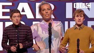 Lines you wouldn't hear in a James Bond film - Mock The Week 2016 Preview - BBC Two