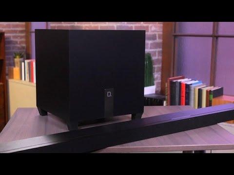Definitive Technology W Studio Micro: an elegant high-end soundbar