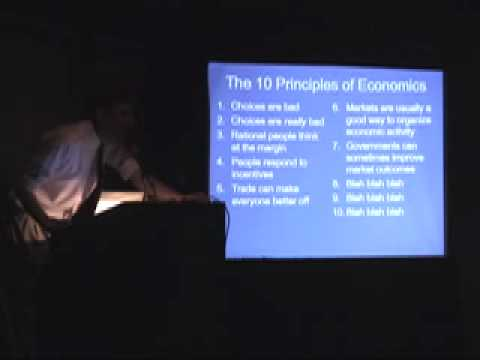 Principles of economics, translated