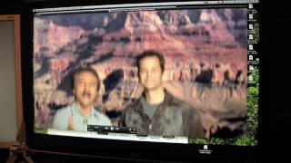 Ray Comfort -Behind The Scenes- 6/28/10