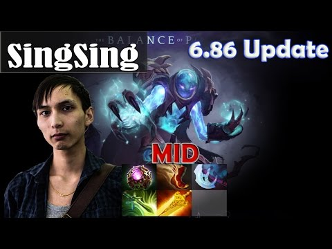 SingSing - Arc Warden Midlane Pro Full Gameplay | Naga Siren Build | Dota 2 MMR
