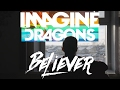 На русском Imagine Dragons BELIEVER Acoustic Cover mp3