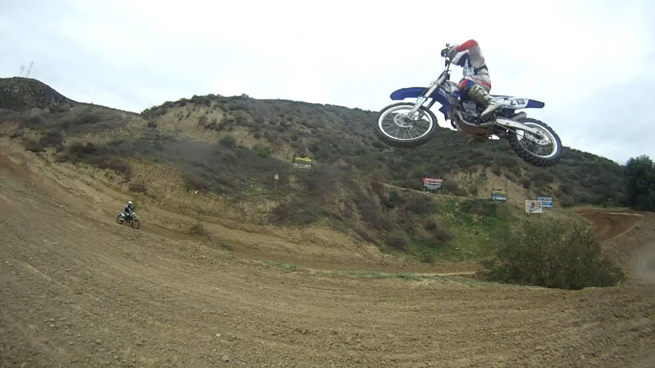 Bike Jumping Techniques MX Jumping Techniques