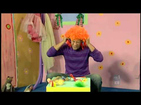 Play School Rhys Muldoon story - very funny