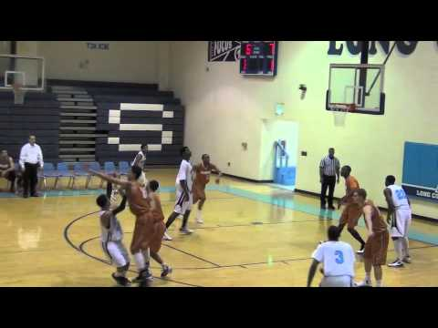 Rise Basketball Academy vs. Savannah Christian Prep School Part 1