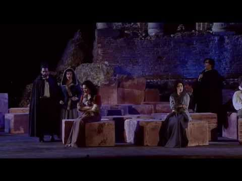 Georges Bizet: Carmen, Act III - Elena Maximova, Myron Michailidis (Taormina Festival 2015)