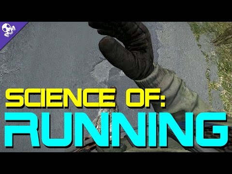 The Science of Running | How to run at maximum speed in DayZ Standalone